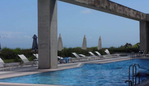 『ウェスティンホテル淡路①』子連れ旅行 プールが最高! 室内プールは、雨の日でも夏季以外でも楽しめる!