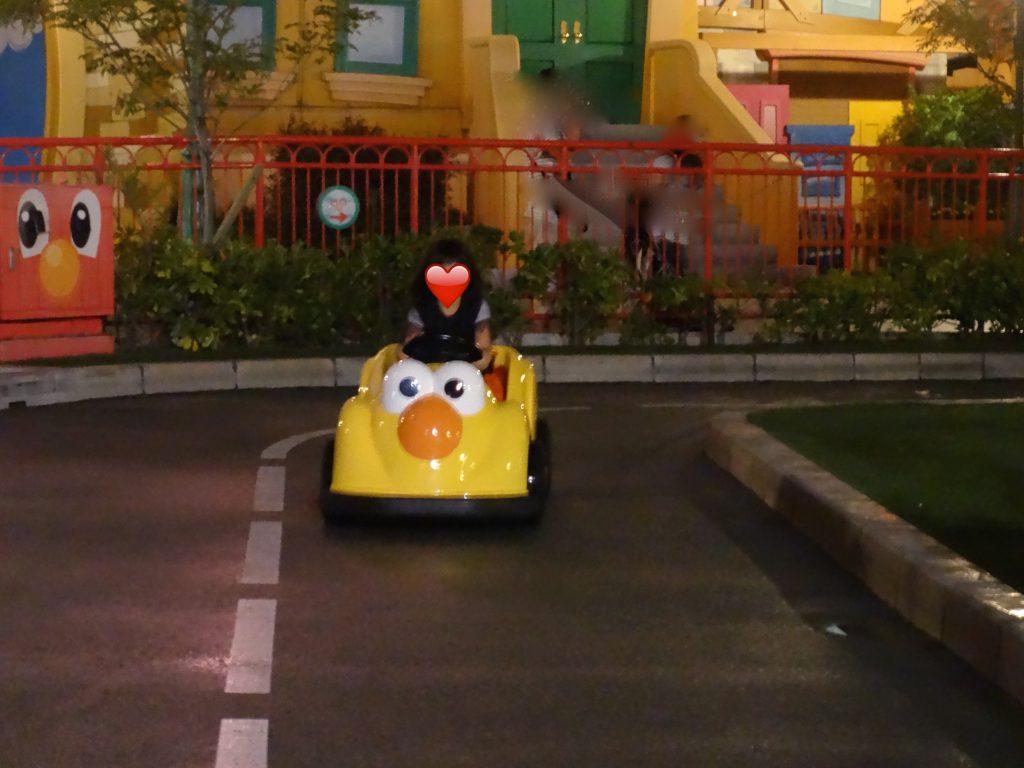 エルモのリトルドライブ