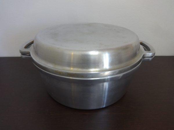 無水鍋 HALムスイ アルミニウム