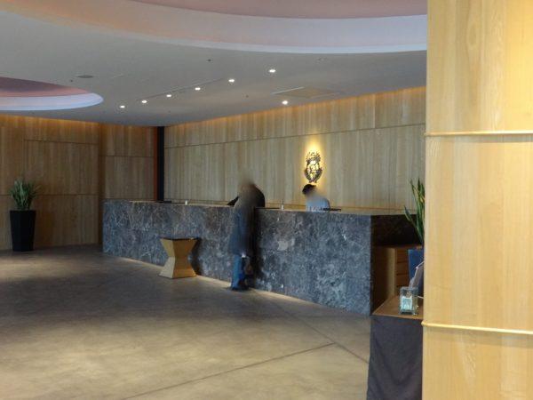 アゴーラ福岡山の上ホテル フロント
