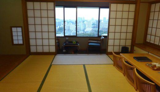 アゴーラ福岡山の上ホテル ジャパニーズスイートルームを紹介!
