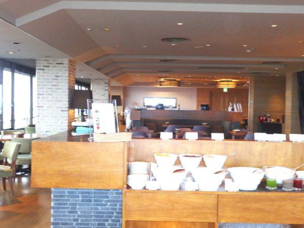 アゴーラ福岡山の上ホテル ガバーナ 朝食ブッフェ(ビュッフェ)