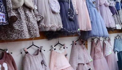 ソウルで子供服を買うなら南大門市場へ!リピートしたいオススメの店を紹介!