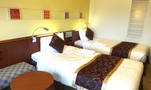 サンルートホテル東京プレジャープレミアムルーム