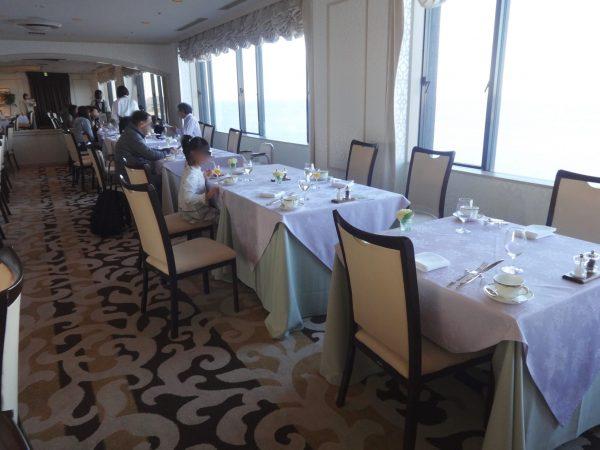 サンルートホテル東京プレジャープレミアムルーム 専用朝食会場