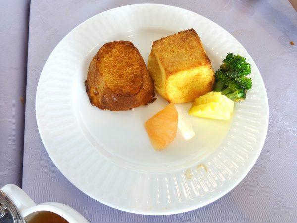 サンルートホテル東京プレジャープレミアムルーム 専用朝食会場 サンセット