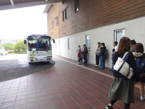 まいしま ホテルロッジ舞洲 USJ行きバス