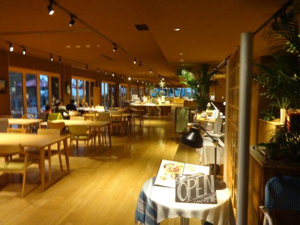 ホテルロッジ舞洲 朝食バイキング