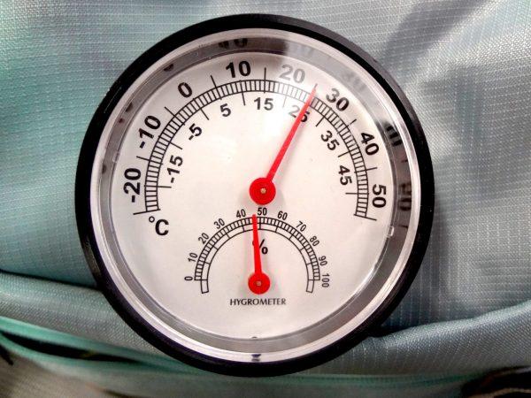 エアアジア 機内 温度
