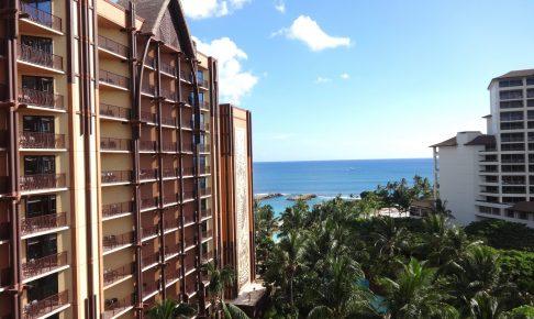 アウラニ リゾート ハワイ