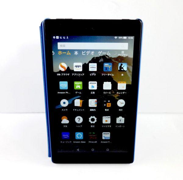 アマゾン タブレット 8インチ HD