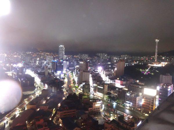 南浦 夜景
