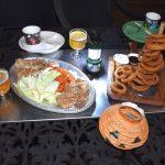 ホテル・ロッジ舞洲 ログハウス 夕食