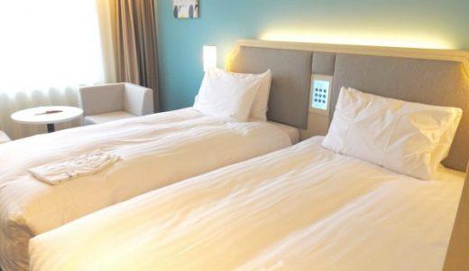 【USJ】リーベルホテルに宿泊 スタンダードツインルームを紹介!