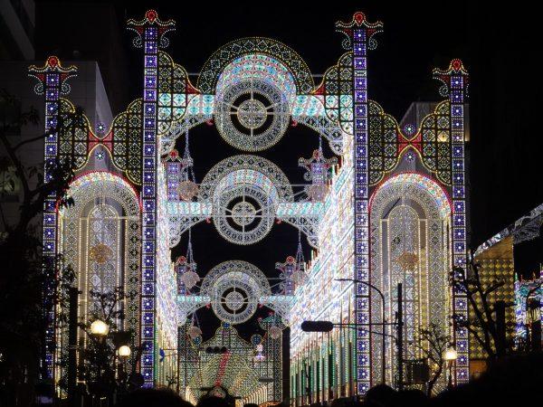 神戸ルミナリエ2019