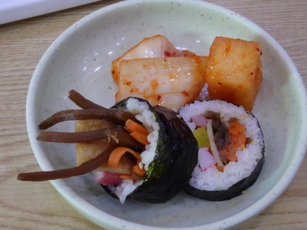 釜山 西面 24時間営業 食堂