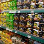 【釜山・西面】韓国旅ブログ⑤ 大型スーパー・ロッテキッズマートで買い物