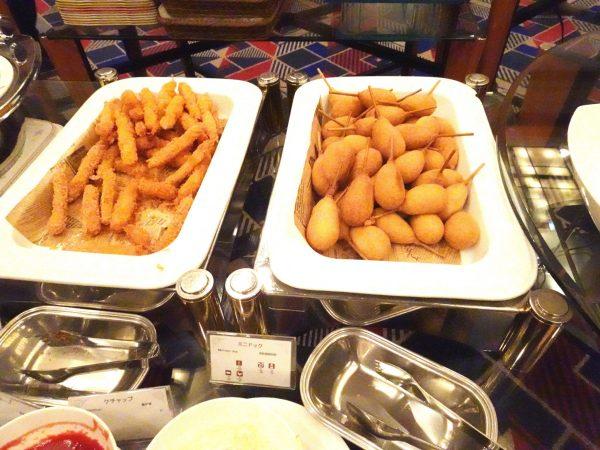 ホテル京阪ユニバーサル・タワー 朝食