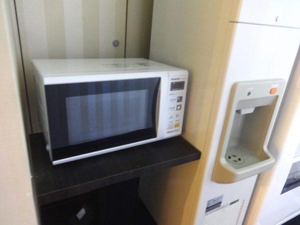 ホテル京阪ユニバーサル・タワー 電子レンジ