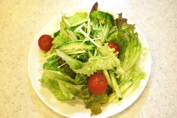 免疫力アップ サラダ