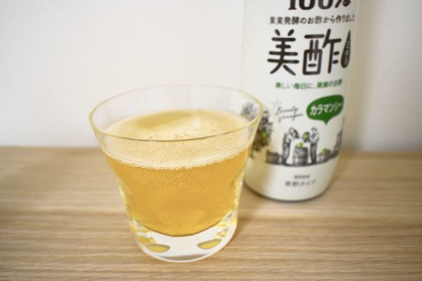 美酢 ミチョ ビール割