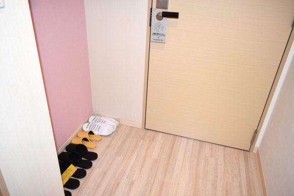 ザ パーク フロント ホテルアットユニバーサルホテルジャパン  客室