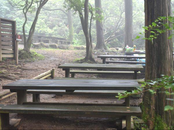 六甲山カンツリーハウス バーベキュー