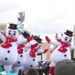 【USJ】2020 ハッピー・クリスマス・ストリート・パーティで踊ってきました。