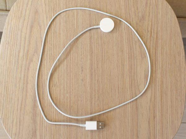 純正アップルウォッチ充電USBケーブル