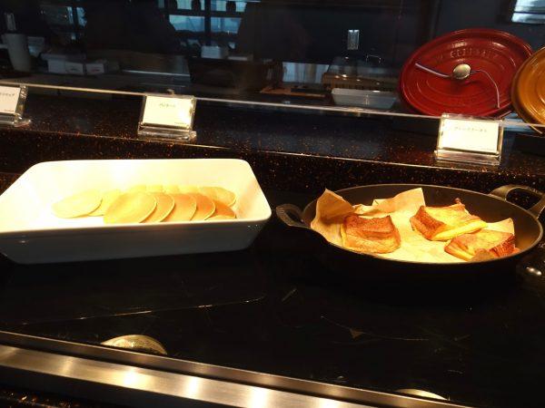 USJオフィシャルホテル リーベルホテル朝食ビュッフェ