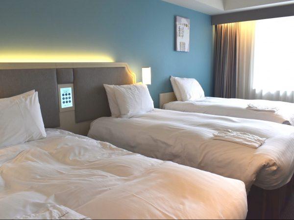 USJオフィシャルホテル リーベルホテル スーペリアツインルーム