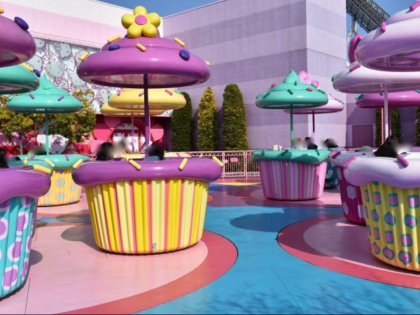 USJ ハローキティのカップケーキ・ドリーム