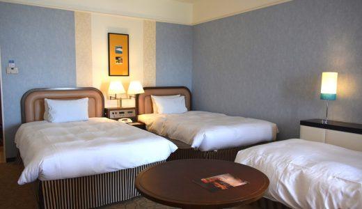 【神戸】ポートピアホテル 南館サウスリゾートフロアはリゾートの雰囲気満点